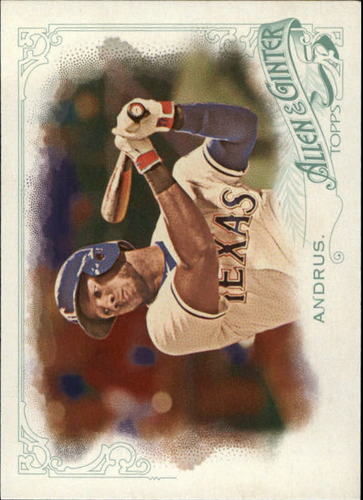 Photo of 2015 Topps Allen and Ginter #213 Elvis Andrus