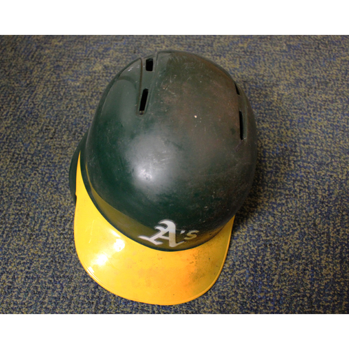 Photo of Brandon Moss Team Issued Helmet