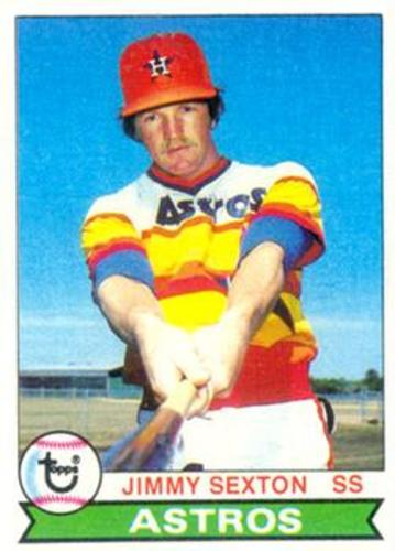 Photo of 1979 Topps #232 Jimmy Sexton RC