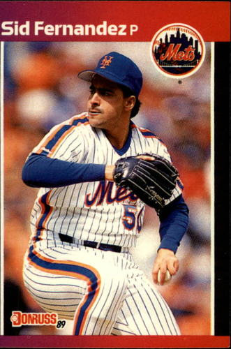 Photo of 1989 Donruss #471 Sid Fernandez