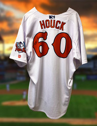 Photo of Tanner Houck Autographed Jersey