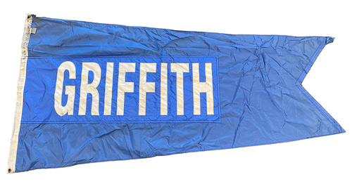 Wrigley Field Collection -- Rooftop Flag --  Clark Griffith