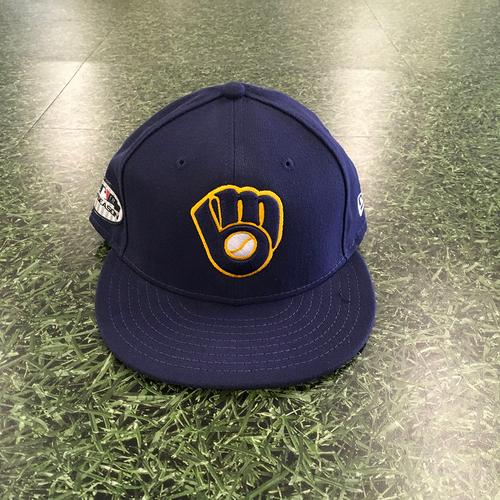Photo of #63 Team-Issued 2018 Postseason Cap