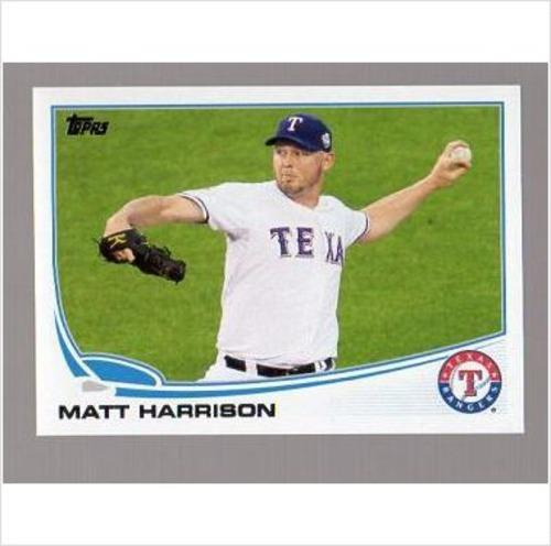 Photo of 2013 Topps #383 Matt Harrison