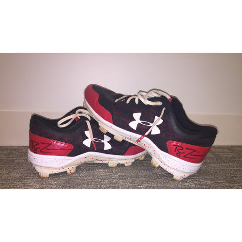 Photo of Ryan Zimmerman Game-Used Cleats - Not MLB Authenticated