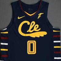 Kevin Love - Cleveland Cavaliers - Game-Worn 1st Half City Edition Jersey - 2019-20 Season