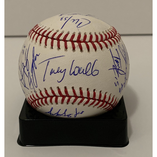 Photo of 2019 Team Signed Baseball - Not MLB Authenticated - D-backs Certificate of Authenticity Included