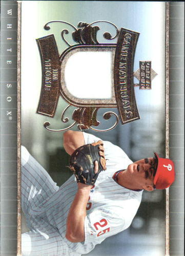 Photo of 2007 Upper Deck UD Game Materials #JT Jim Thome S2