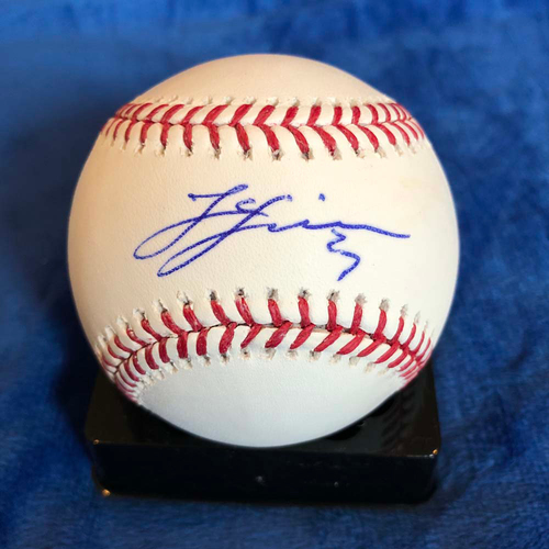 Photo of UMPS CARE AUCTION: Lucas Giolito Signed Baseball