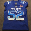NFL - Bears Khalil Mack Game Issued 2019 Pro Bowl Jersey Size 42