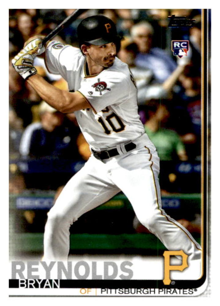 2019 Topps Update #US51 Bryan Reynolds Rookie Card