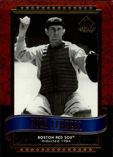 Photo of 2003 SP Legendary Cuts #103 Rick Ferrell