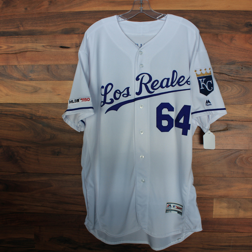 Photo of Team-Issued Jersey: Scott Blewett (Size 48)