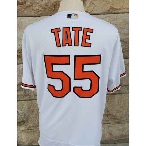 Photo of Dillon Tate: Jersey - Game Used
