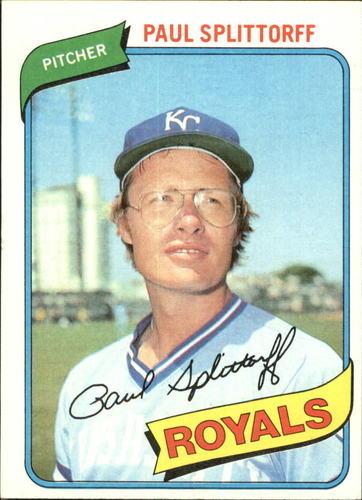 Photo of 1980 Topps #409 Paul Splittorff