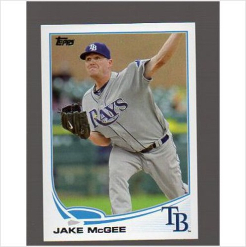 Photo of 2013 Topps #384 Jake McGee