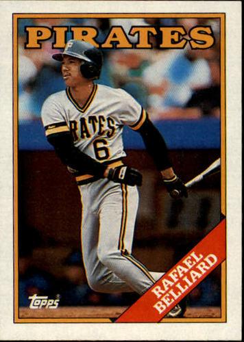 Photo of 1988 Topps #221 Rafael Belliard