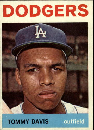 Photo of 1964 Topps #180 Tommy Davis