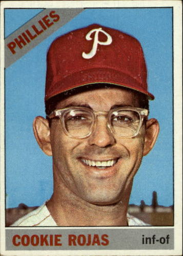 Photo of 1966 Topps #170 Cookie Rojas