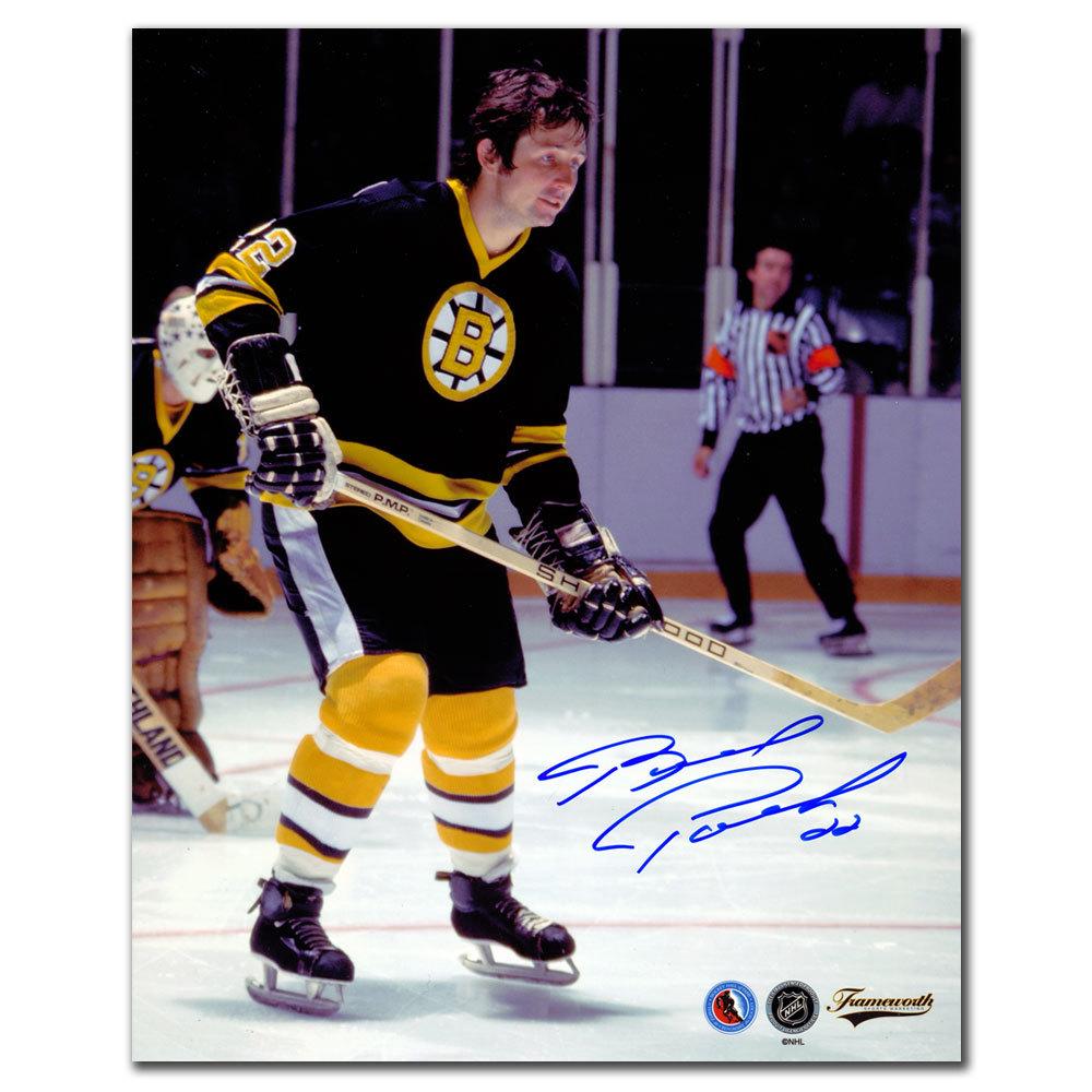 Brad Park Boston Bruins Autographed 8x10