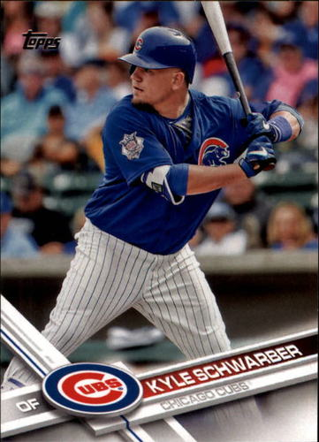 Photo of 2017 Topps #73 Kyle  -- Cubs post-season