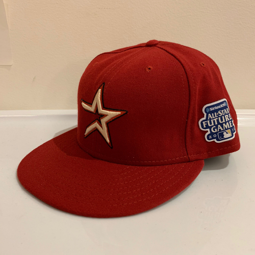 Photo of 2012 All Star Futures Game -  Game Used Cap  - Jonathan Singleton (Houston Astros) Size - 7
