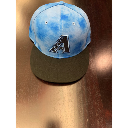 2019 Game-Used Cap - 3x All Star #21 Zack Greinke