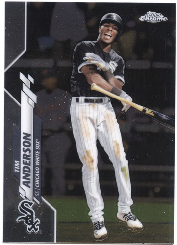 Photo of 2020 Topps Chrome #90 Tim Anderson