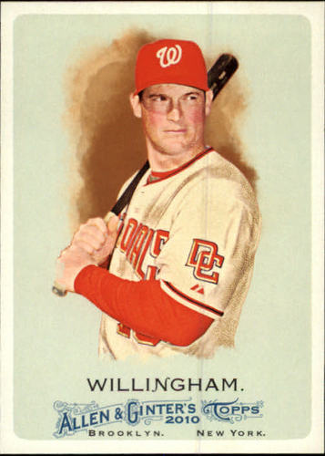 Photo of 2010 Topps Allen and Ginter #111 Josh Willingham
