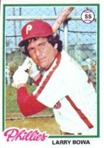 Photo of 1978 Topps #90 Larry Bowa