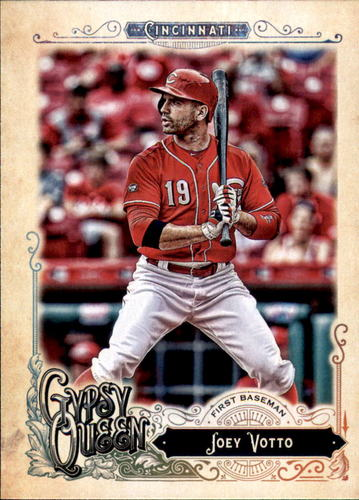 Photo of 2017 Topps Gypsy Queen #194A Joey Votto