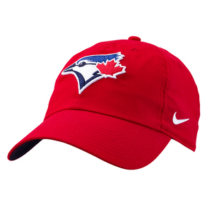 Toronto Blue Jays Dri-Fit H86 Stadium Red Cap by Nike