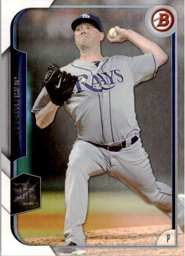 Photo of 2015 Bowman #116 Jake McGee