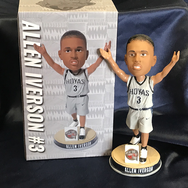 Photo of Limited Edition Allen Iverson Commemorative  Bobblehead