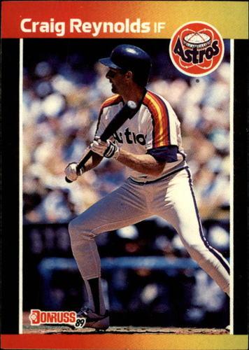 Photo of 1989 Donruss #477 Craig Reynolds