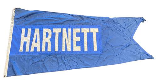 Photo of Wrigley Field Collection -- Rooftop Flag --  Gabby Hartnett