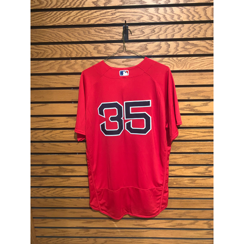 Photo of Steven Wright Team Issued 2017 Home Alternate Jersey