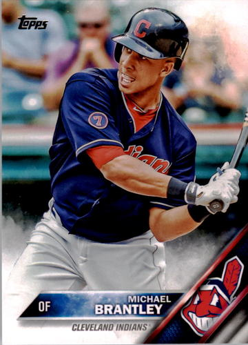 Photo of 2016 Topps #8A Michael Brantley