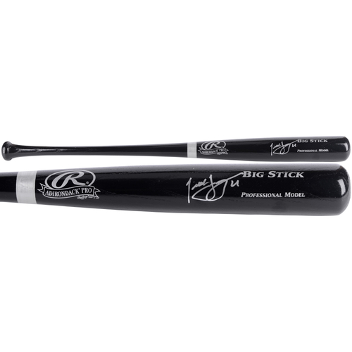 Photo of Todd Frazier New York Mets Autographed Rawlings Big Stick Bat