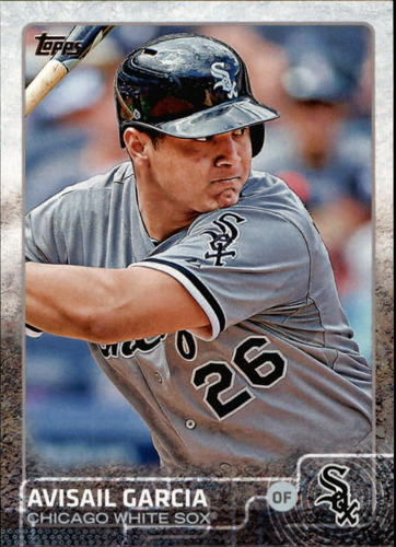 Photo of 2015 Topps #363 Avisail Garcia