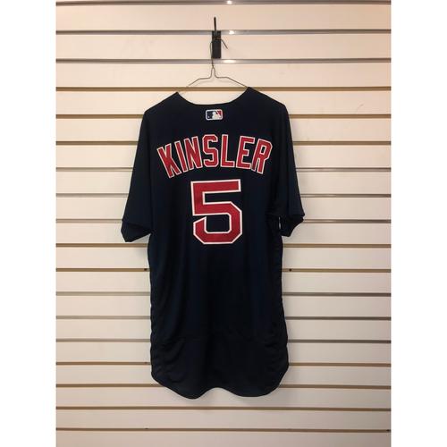 Photo of Ian Kinsler Team-Issued 2018 Road Alternate Jersey