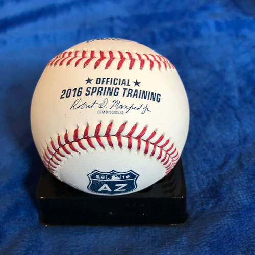 Photo of UMPS CARE AUCTION: Felix Hernandez Signed Baseball with Perfect Game and Cy Young Inscription