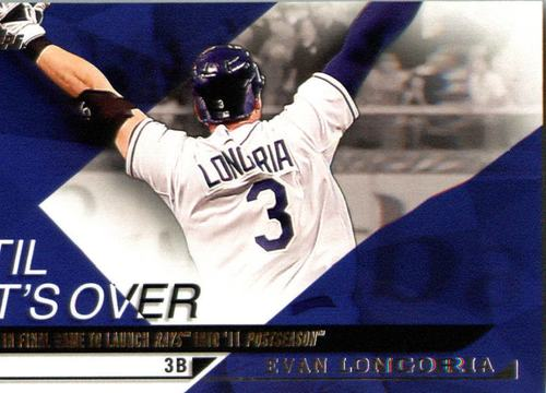 Photo of 2015 Topps Til It's Over #TIO4 Evan Longoria