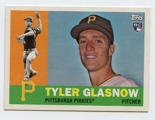 Photo of 2017 Topps Archives #81 Tyler Glasnow RC