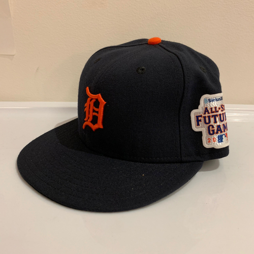 Photo of 2013 All Star Futures Game -  Game Used Cap  - Jordan Lennerton (Detroit Tigers) Size - 7 -1/8