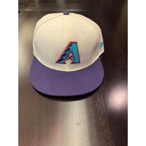 Photo of 2018 Game-Used Cap - 2015 All Star #11 AJ Pollock