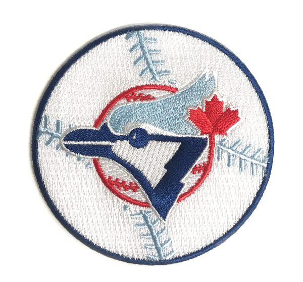 Toronto Blue Jays Cooperstown Ball Fan Patch by The Emblem Source
