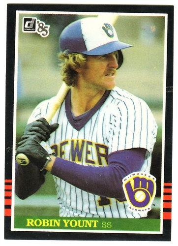 Photo of 1985 Donruss #48 Robin Yount