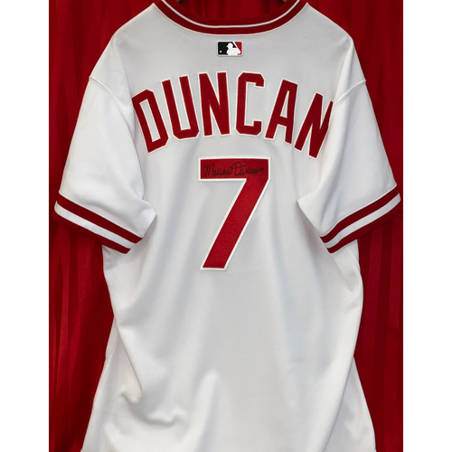 Photo of Mariano Duncan Signed Jersey