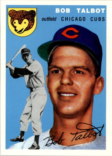 Photo of 1994 Topps Archives '54 #229 Bob Talbot